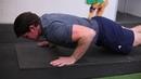 ISOMETRIC - Upper Body Exercises 9 Push up Hold Isometric Middle