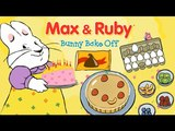 Part 1 Play and Learn Food Max and Ruby Bunny Bake Off Top Best Apps Kids Android iOs