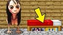 КАК СПРЯТАТЬСЯ ОТ МОМО в Майнкрафт 😱 Троллинг Прятки MOMO Мультик для детей Дети Нуб против Про