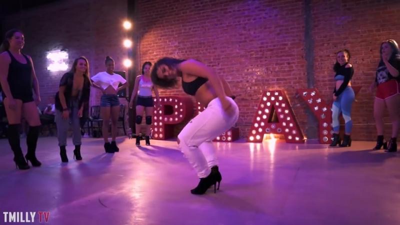 Post Malone Ft. Nicki Minaj - Ball For Me - хореография Samantha Long / Ft. Jade Chynoweth