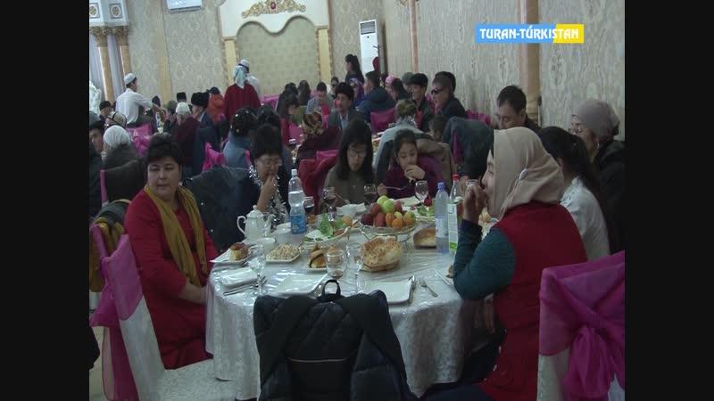 ТұранТүркістан Ақпарат зағип жандар арналған жаңажылдықкеш 28 12 2018ж