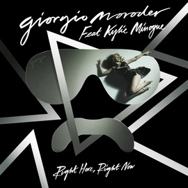 Giorgio Moroder альбом Right Here, Right Now