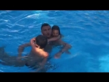 Отдых Василия Ломаченко с семьей в Турции.