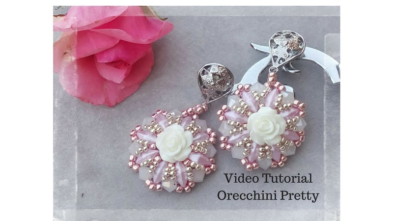 Video tutorial Orecchini Pretty