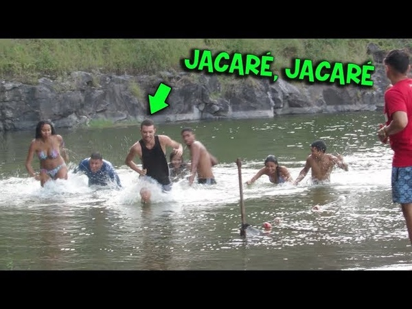 OLHA O JACARÉ - Quem manda é vc 34