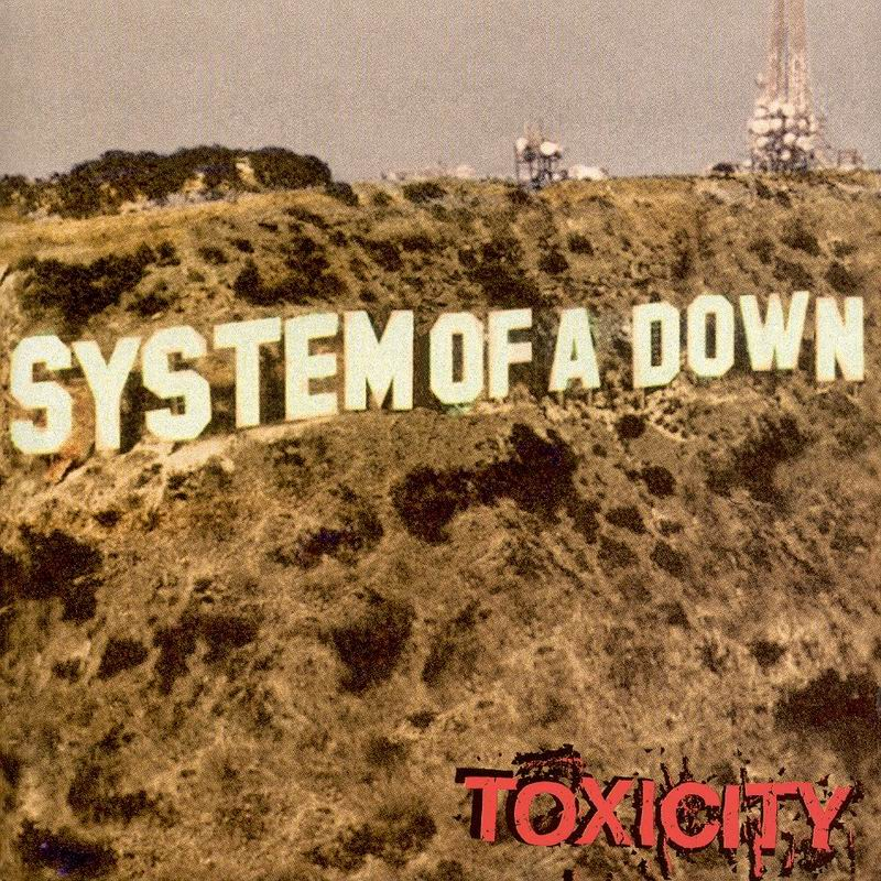 System Of A Down - Toxicity (Limited Edition)