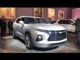 NEW 2019 Chevrolet Blazer - Exterior And Interior Walkaround