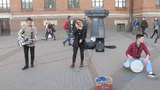 Самый лютый BAND #БЕЗ ПРАВИЛ Нервы - Счастье (cover) 720p HD