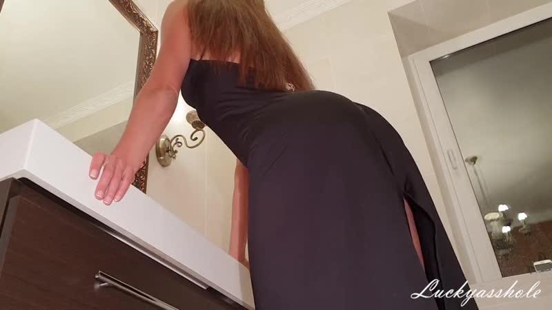 Анальный секс в домашних видео домины каблуками