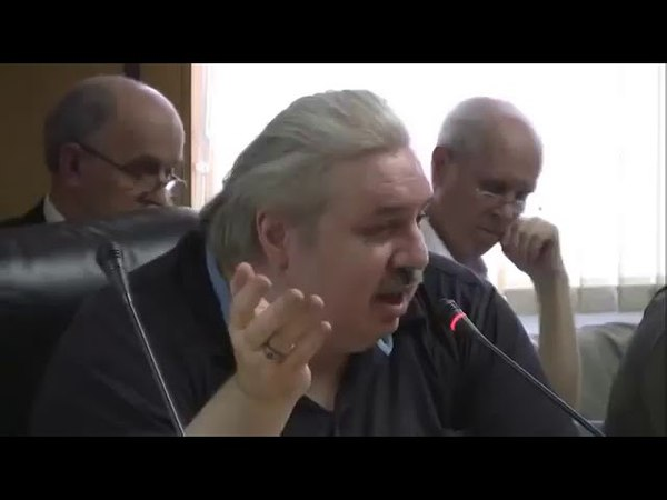 Круглый стол Левашов Н.В 2010.06.10