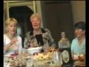 ДР Оли с коллегами и мамой