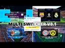 Multi Switcher V8.0 AIO Update V8.1 [Download Install] | PES 2017