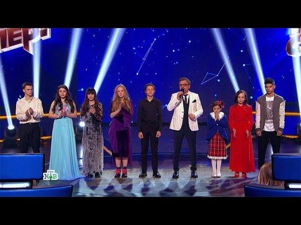 Выбор жюри первая четверка финалистов второго сезона шоу «Ты супер!»