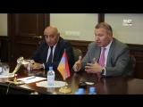Официальный визит депутатов Национального Собрания Армении в Карелию