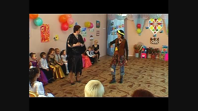 Андрея выпускной в детском саду