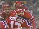 1988 Boston Bruins (USA) - CSKA (Moscow, USSR) 4-5 Friendly hockey match (Super Series)