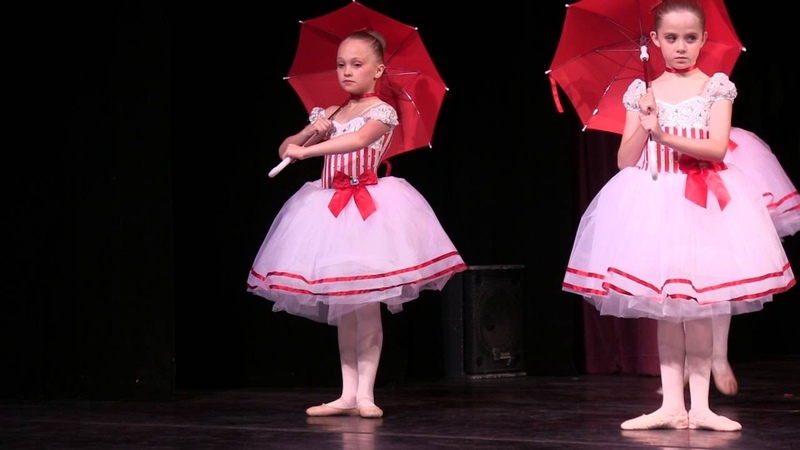 TBTS Level 2 Ballet-Recital Rehersal (dancing starts @ 630)