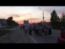 Крестный ход Неупиваемая чаша 17. 05. 18 г.