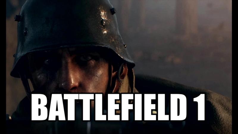 Завтра на канале Выжить Любой Ценой начинаем Battlefield 1
