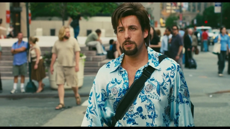 Не шутите с Zоханом! | You Dont Mess with the Zohan (002229 - 002340)