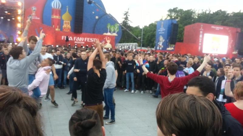 Moscow Football Fest Слэм Флэт