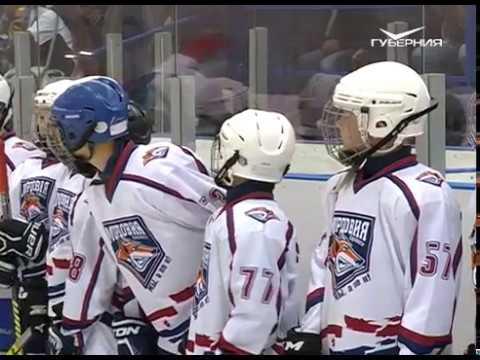 Хоккейный турнир Первая шайба прошел в Самаре