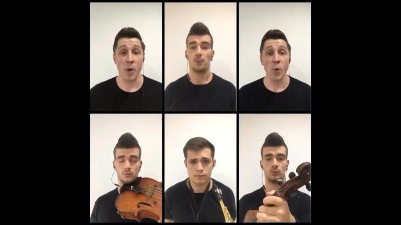 OFB Avicii - Levels vs Wake Me Up vs Hey Brothers (ПатиРакеты BeatBoxShow)