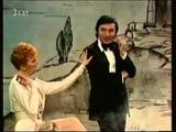 Gitte Haenning u.a.in Das Urteil des Paris, Karel Gott Show 1976