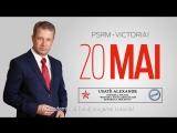 Igor Dodon: Sint absolut sigur de victoria lui Alexandr Usatii