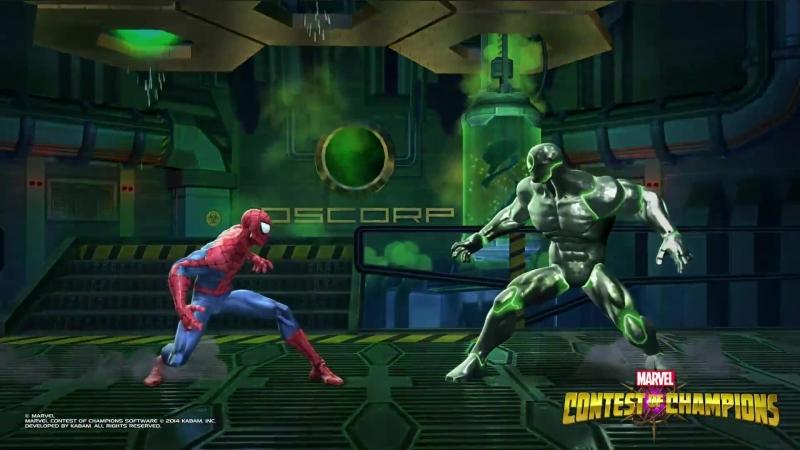 Spider-Man Человек-Паук (Классика) | Marvel Contest of Champions