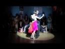 Gisela Natoli et Gustavo Rosas Limouzi Tango Festival 2016 Tango A Vivre Limoges