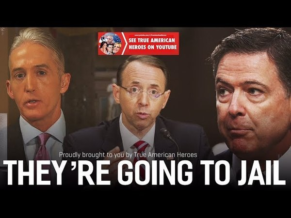 """""""They're Total FRAUD!"""" – Trey Gowdy Has Had Enough Of Comey, Clinton, Rosenstein"""