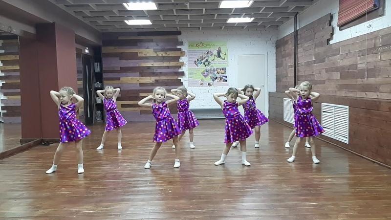 🤸♀️Средняя группа 5 6лет 🤸♀️ Танец Ладошки 🤗