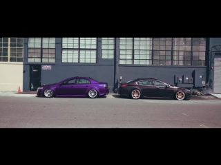 Acura TL Generations | Stance