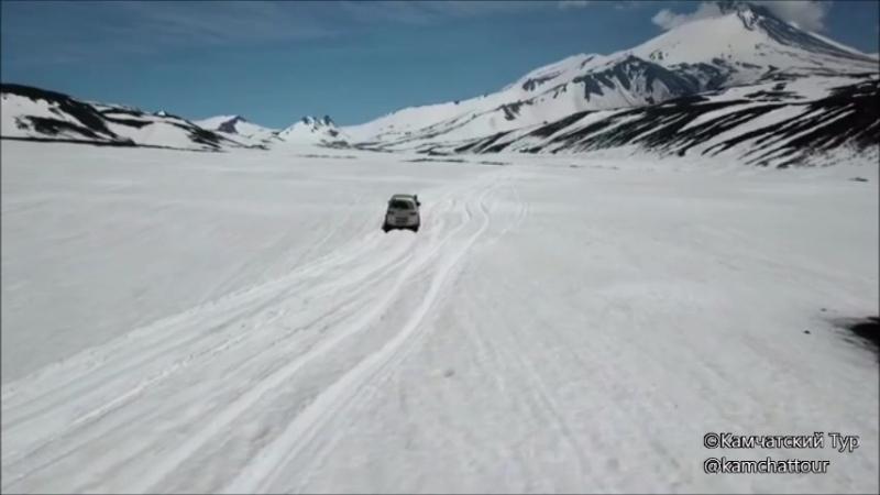Джип-тур к Авачинскому перевалу и восхождением на гору Верблюд