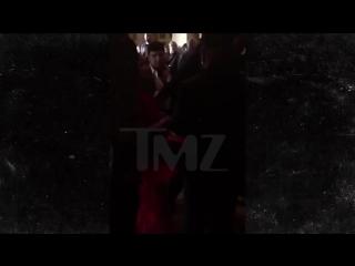 Cardi B кинула в Nicki Minaj туфлю и высказала ей свои претензии
