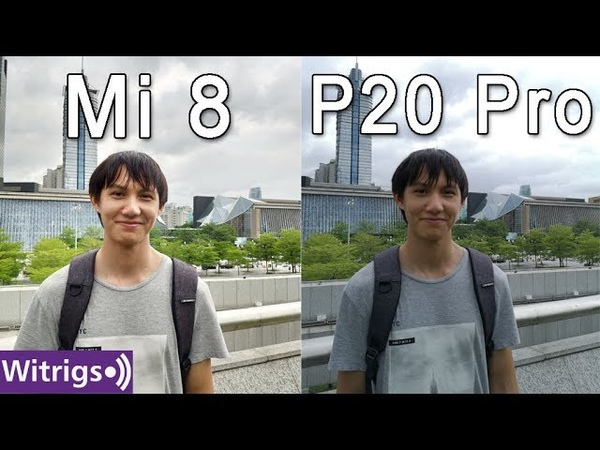 Xiaomi Mi 8 vs Huawei P20 Pro Camera Test | Low Light Photo Comparison