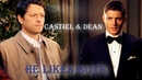 Castiel Dean He likes Boys Song Video Request