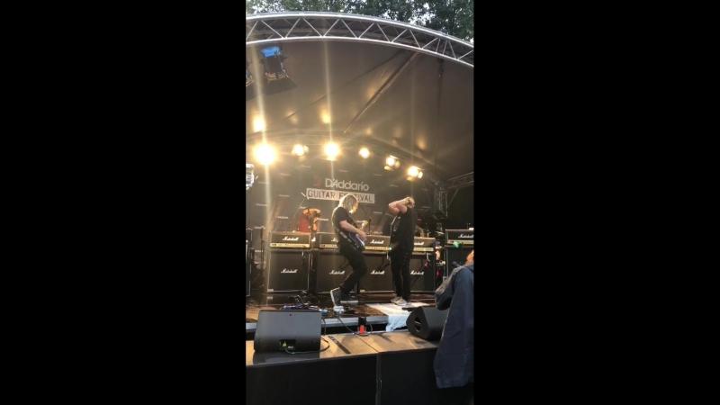 D'Addario Guitar Festival — Андрианов Vs Алексей Страйк