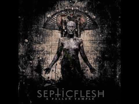 SEPTIC FLESH - A Fallen Temple FULL ALBUM ( Reissue ) 2014