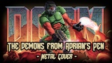 Doom - The Demons from Adrian's Pen (Metal Cover by Skar Productions)