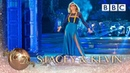 Стейси Дули и Кевин Клифтон Танго на «Доктор Кто Тема» - BBC Strict 2018