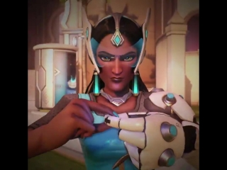 Symmetra steps into Competitive Play today!