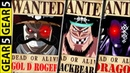 One Piece TOP 20 HIGHEST BOUNTIES of ALL TIME, including Shanks, Roger, and Dragon – Chapter 917
