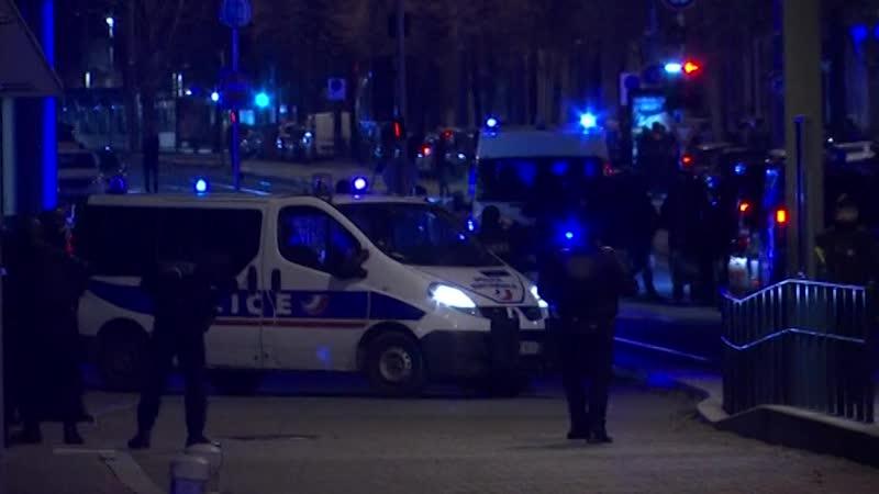 Подозреваемый в нападении в Страсбурге застрелен