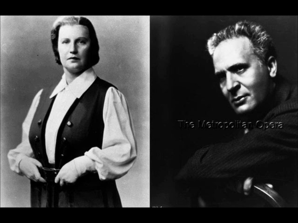 Fidelio 22/2/1941 MetOpera (Flagstad, Maison, Kipnis, Farell, Huehn, Janssen - Walter)