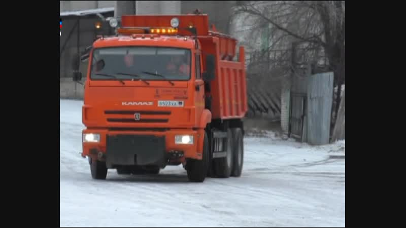 В Старобешевский район передана дорожная техника для содержания внутригородских дорог