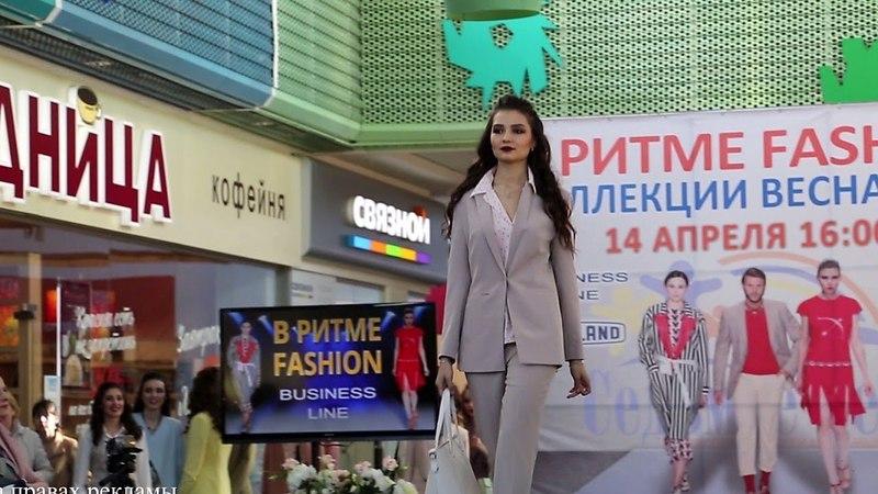 В ритме Fashion: в «Седьмом небе» прошел модный показ