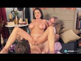 Rita Daniels - Ass-fucked Rita humiliates her hubby (04.06.2015) [HD 1080, Anal, Big Tits, Blowjob, Cumshot, Mature, MILF, Sex]