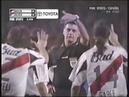 Boca Juniors vs River Plate 2004 - Copa Libertadores  - Partido completo.